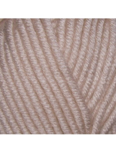 Big Cable Scarf Kit Blush (soft pink)
