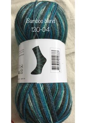 Fiddlesticks sock yarn with Bamboo