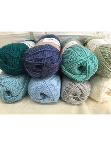 Bavarian Crochet Kit - Ocean