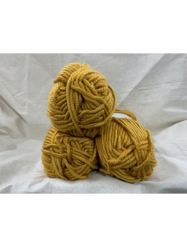 Big Weave Blanket kit Mustard