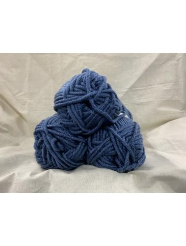 Big Weave Blanket kit Denim