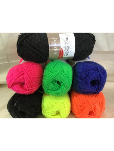 Simple Sampler blanket Neon