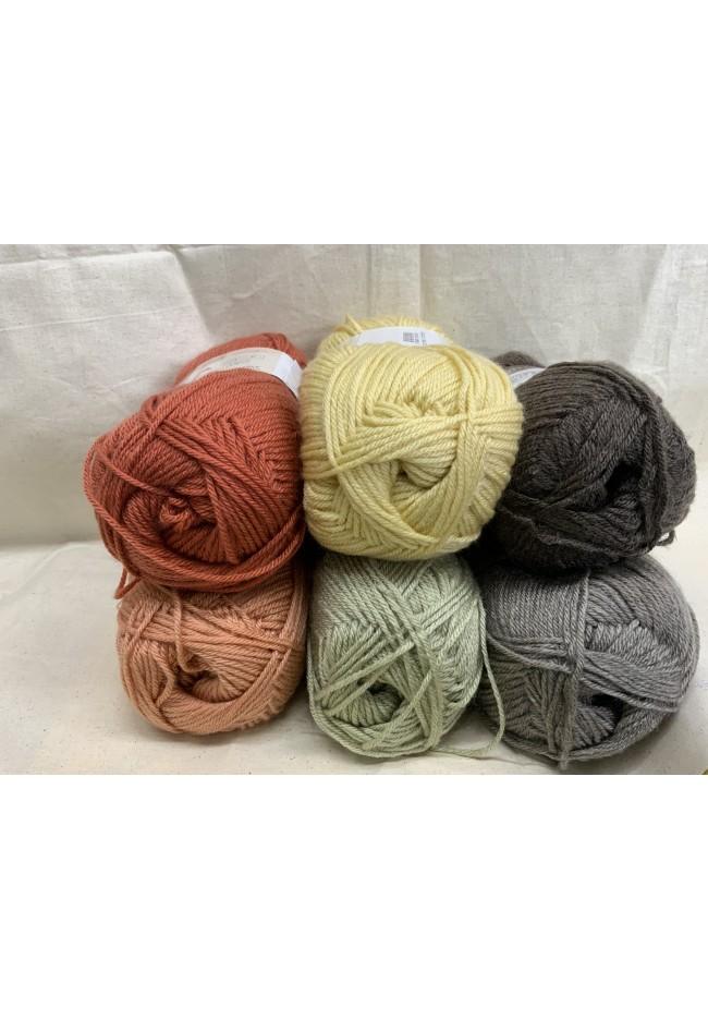 Ombre Blanket Kit (sample colour)