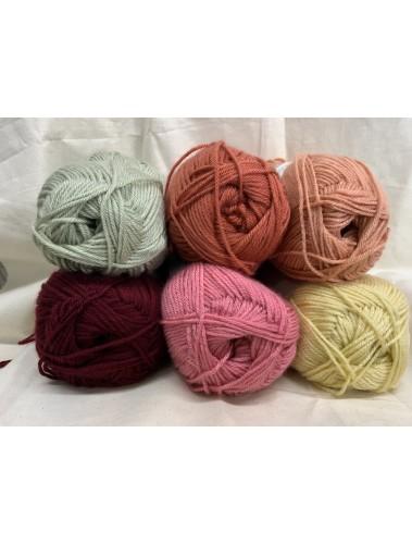 Ombre Blanket Kit Autumn
