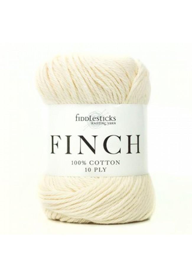 Fiddlesticks Finch 10ply Ecru 6202