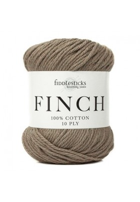 Fiddlesticks Finch 10ply Brown 6204