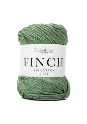 Fiddlesticks Finch 10ply sage 6210