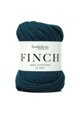 Fiddlesticks Finch 10ply Peacock