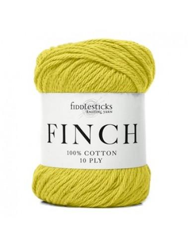 Fiddlesticks Finch 10ply Chartreus 26