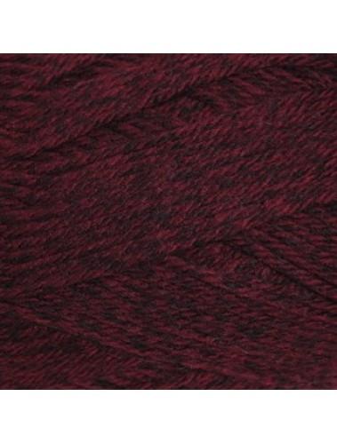 Superb Tweed dark red 117