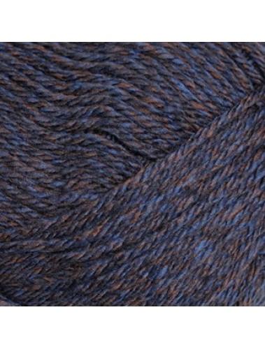 Superb Tweed Cobalt Brown