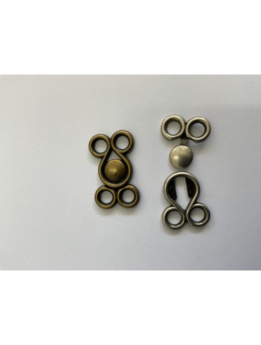 Clasp Celtic Gold or Silver