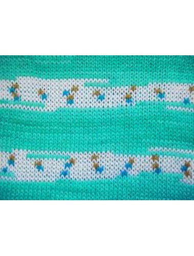 Dazzle Star Cardi Kit Teal