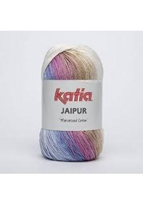 Jaipur Shawlette pinky blue