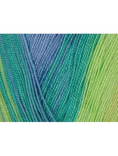 Jaipur Shawl Kit Blue/ green