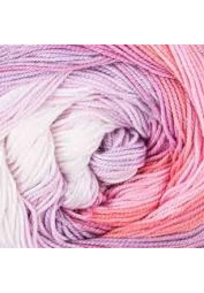 Jaipur Shawlette pinks