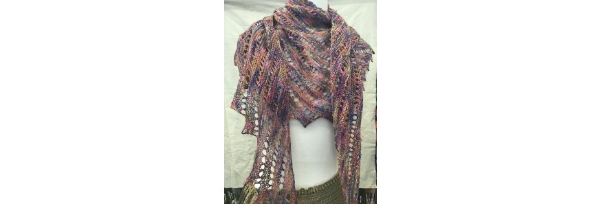 Juniper Shawl