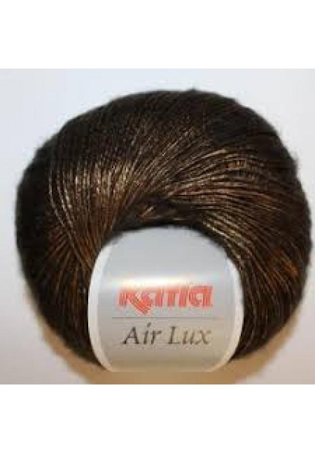 Katia Airluxe Brown metalic