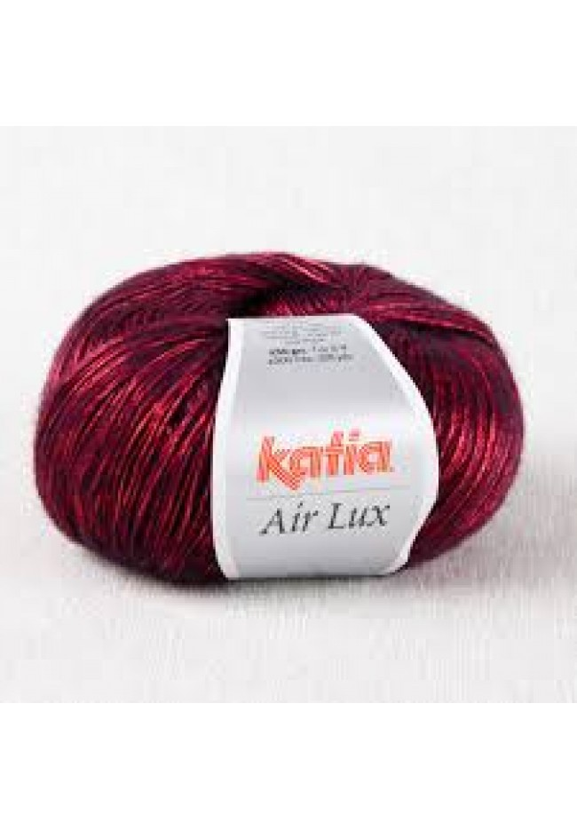 Katia Airluxe red 73