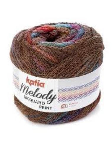 Katia Melody Jacquard prints 500