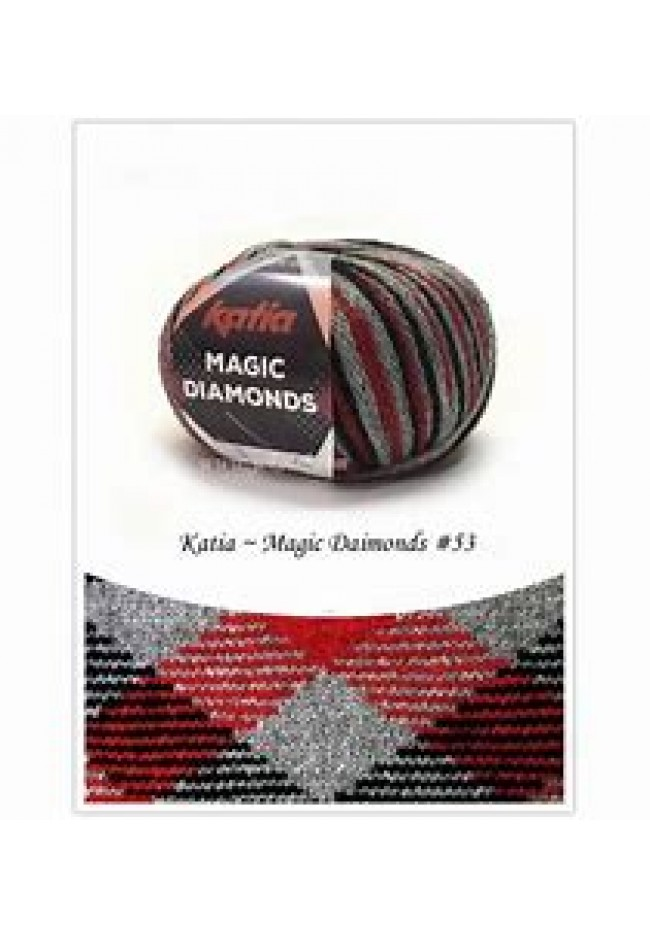 Katia Magic Diamonds 53