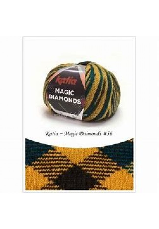 Katia Magic Diamonds 56