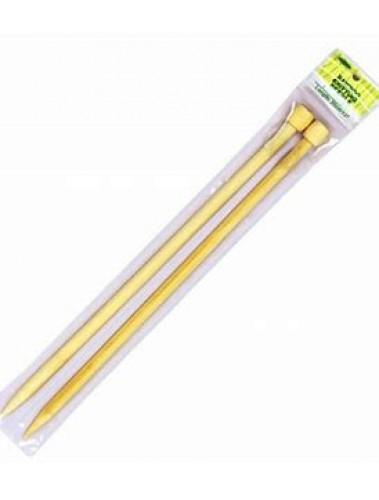 10mm Bamboo Knitting needles