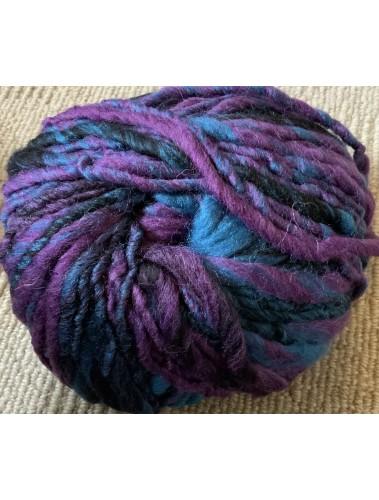 Overnighter Hat Kit Purple teals