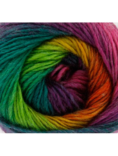 King Cole Riot DK Caribbean (delicate daisy scarf)
