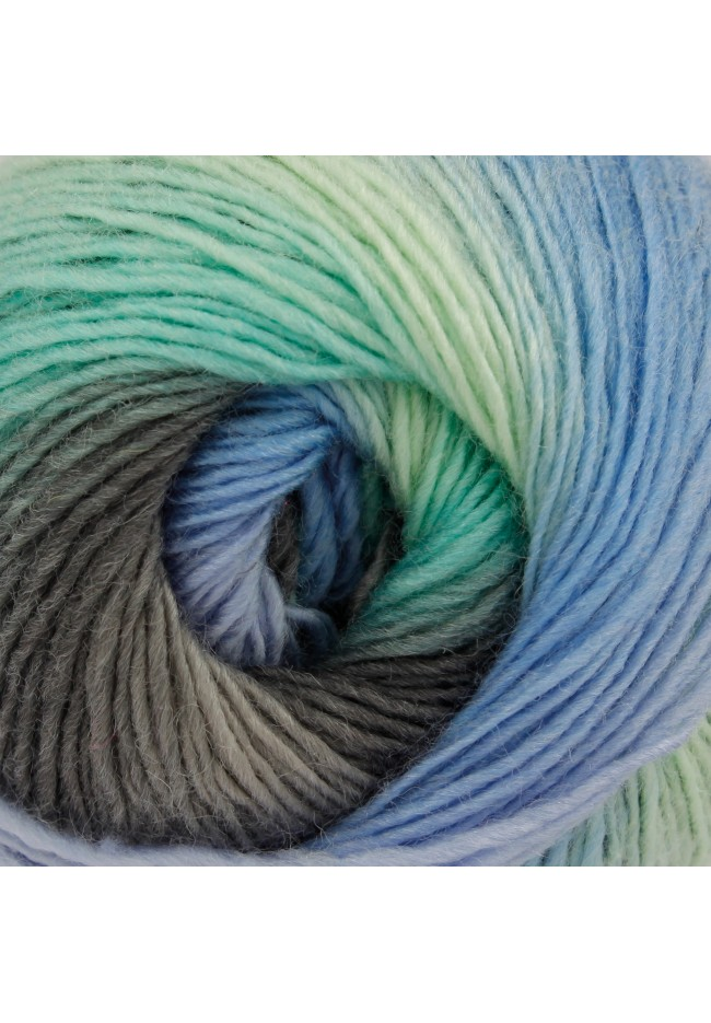 King Cole Riot DK Sea green