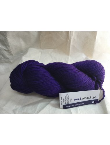 Malabrigo Rios Purple Mystery