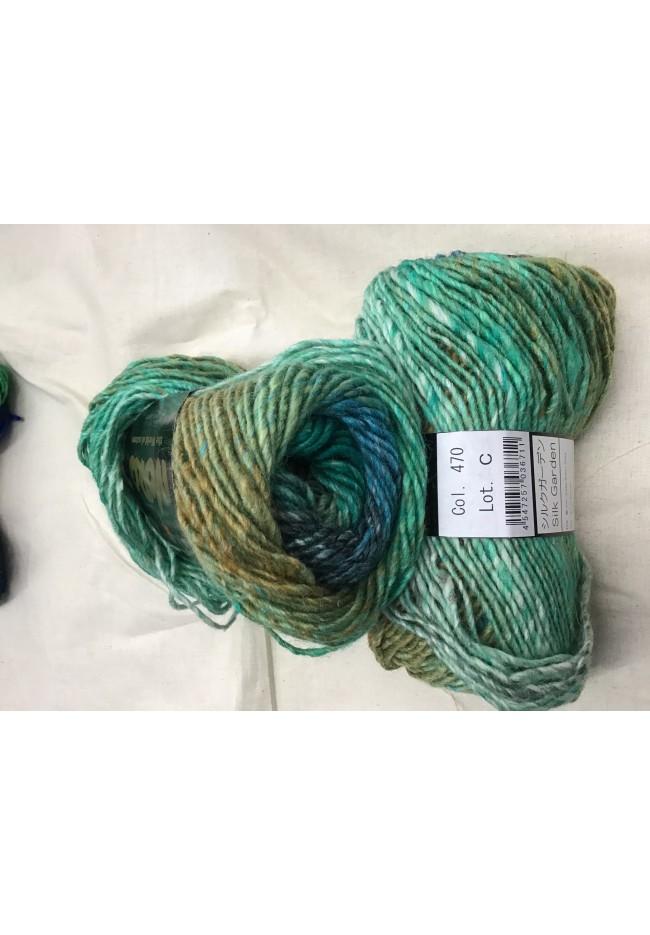 Noro Hat kit Greens