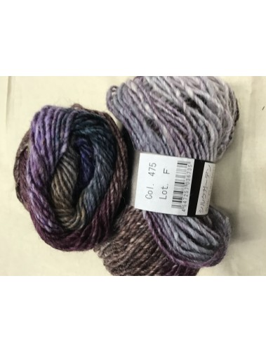 Noro Hat kit Purples