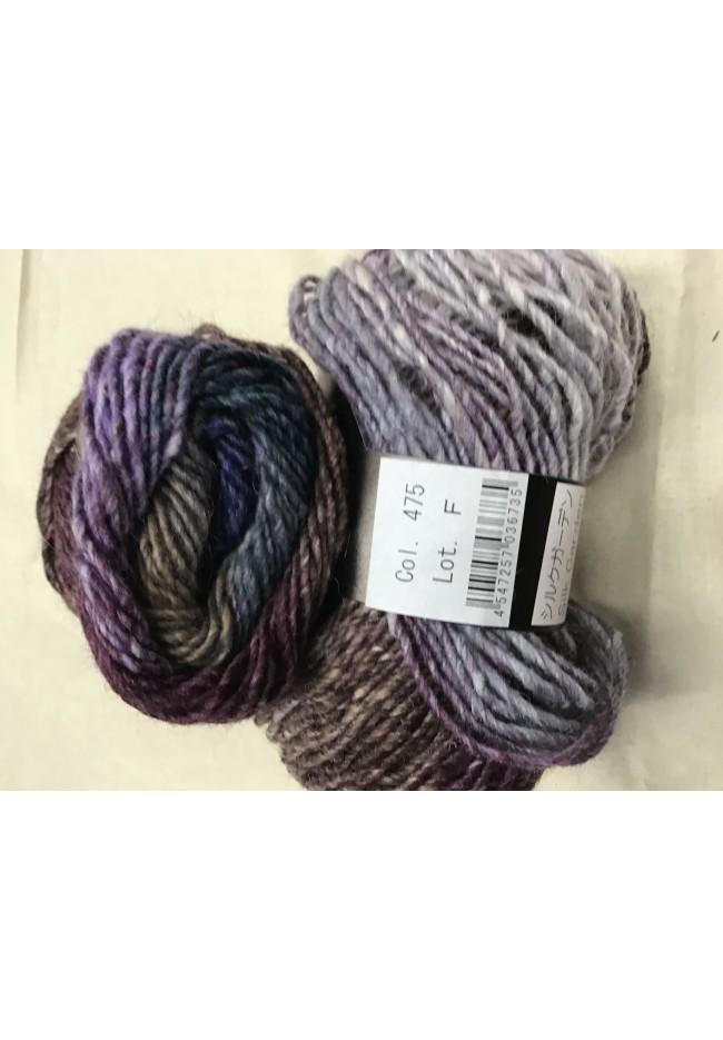Noro Hat kit Purples