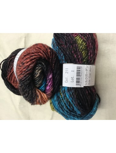 Noro Hat kit Muddy Brights