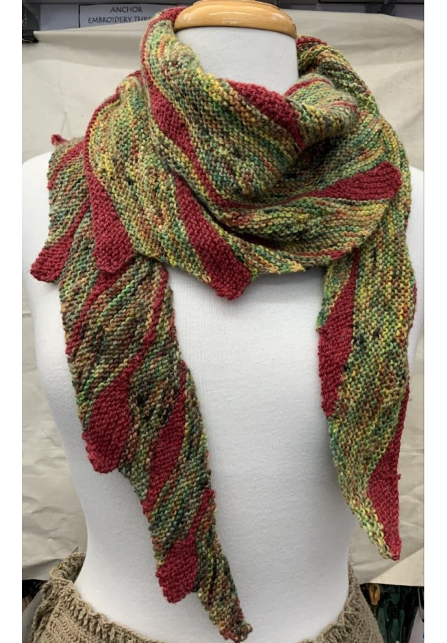 Free and Easy Shawl Pattern