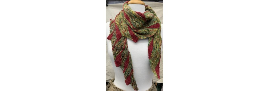 Free and Easy Shawl Kit