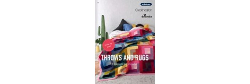 Blankets and Homeware Patterns
