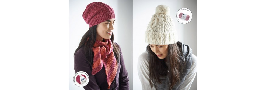 Hats, scarves and accessories
