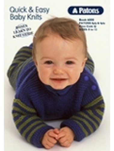 Quick and Easy Baby knits