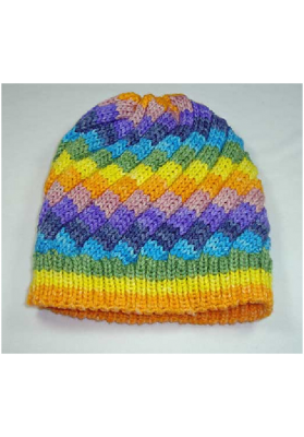 Head Twister hat pattern