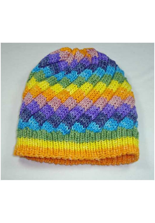Head Twister hat pattern