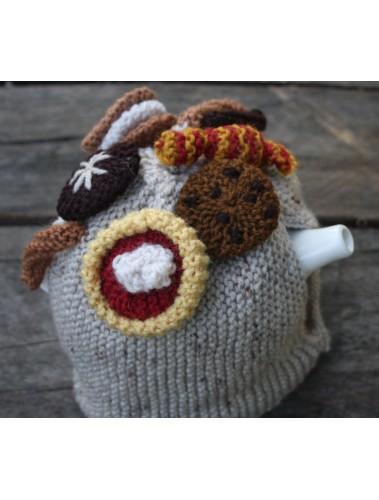 High Tea Tea cosy Pattern