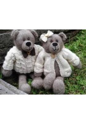 Winston & Clementine Bear Pattern
