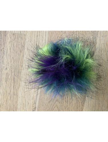 Fluffy Pom Pom 10cm Multi