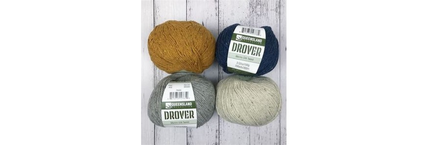 Queensland collection Drover 8 ply