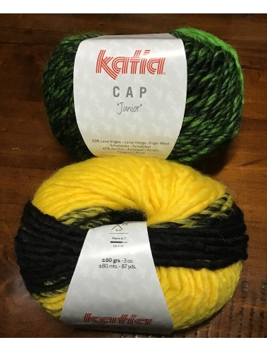 Katia Cap Junior 2 pack