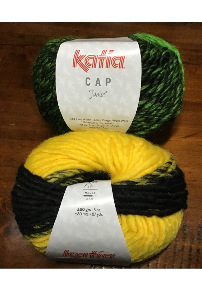 Katia Cap Junior 2 pack