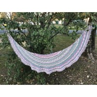 Gypsy Lace Shawl