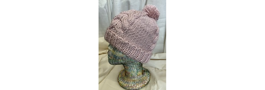 Big Cable hat kit